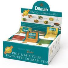 Herbata ekspresowa DILMAH Pick N' mix 120szt.